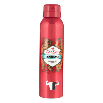 Old Spice Deo bearglove
