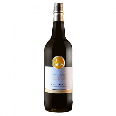 Los Cisnes Sherry medium dry