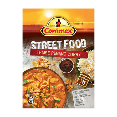 Conimex Street food kit - Thaise penang curry