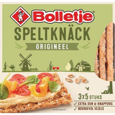 Bolletje Speltknäck