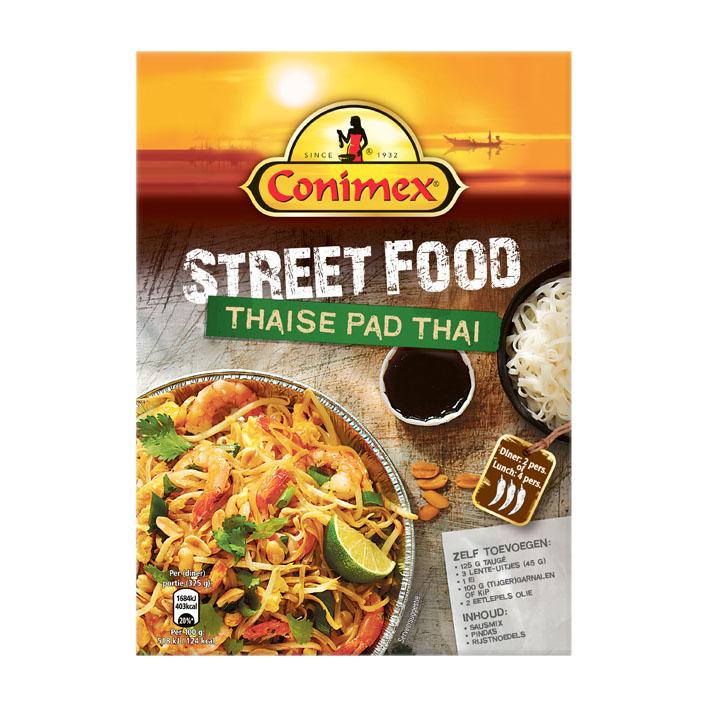 Conimex Street food kit - Thaise pad thai