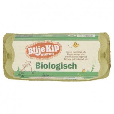 Blije Kip Biologische eieren