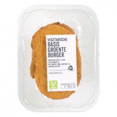 Huismerk Vegetarische groenteburger