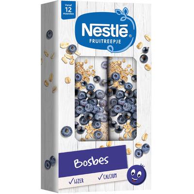 Nestlé Fruitreepje bosbes 12 maanden