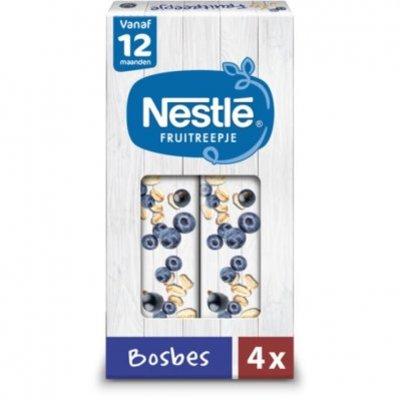 Nestlé Fruitreepje bosbes 12+ mnd baby snack