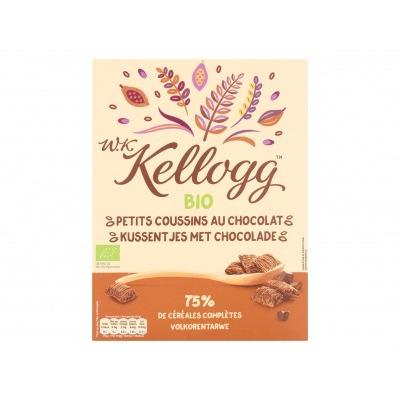 Kellogg's Bio kussentjes choco