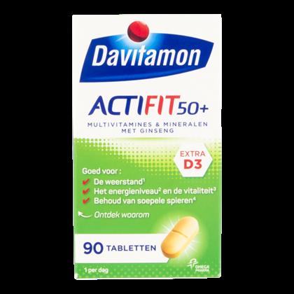 Davitamon Vitamine Actifit 50+