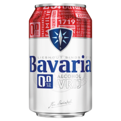 Bavaria 0.0% Original Alcoholvrij Bier