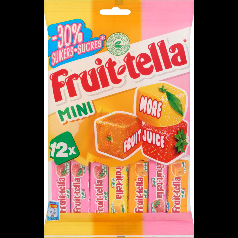 Fruittella Uitdeelzak minder suiker