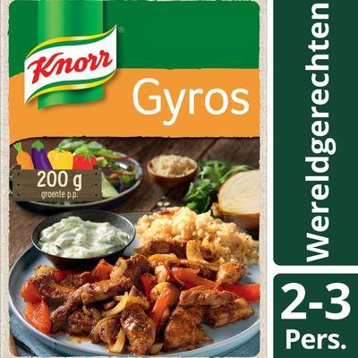 Knorr  Gyros Wereldgerecht