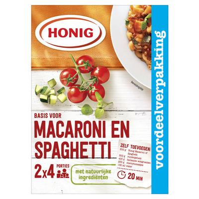 Honig Macaroni en spaghetti