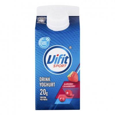 Vifit Sport drink aardbei cranberry