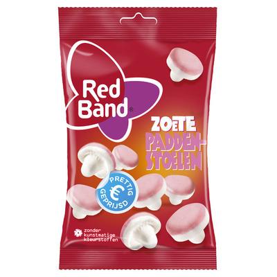 Red Band Zoete paddenstoelen