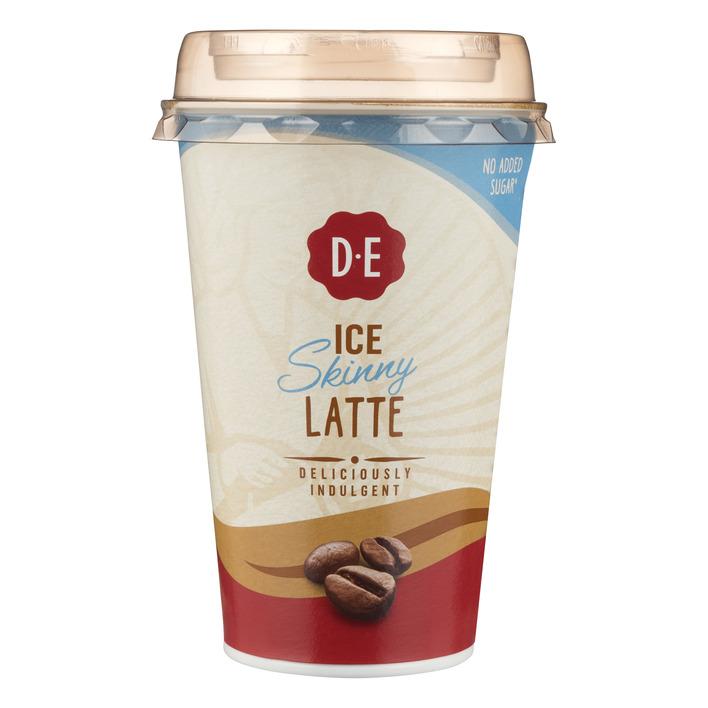 Douwe Egberts Ice skinny latte ijskoffie