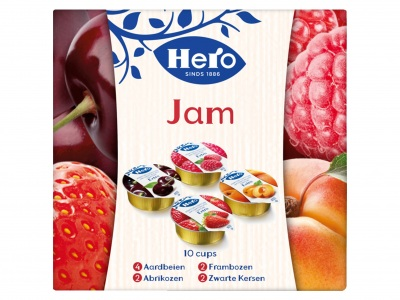 Hero Jam original cups