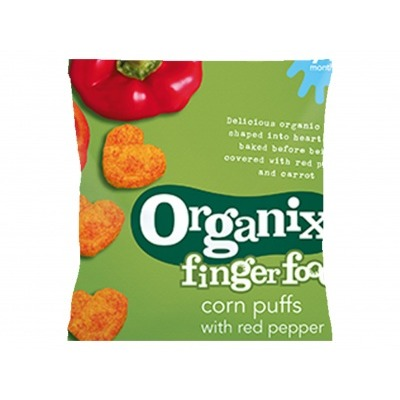 Organix Fingerfoods red pepper