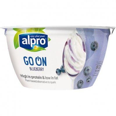 Alpro Go on blueberry