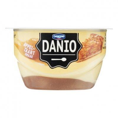 Danone Danio luchtige kwark appeltaart