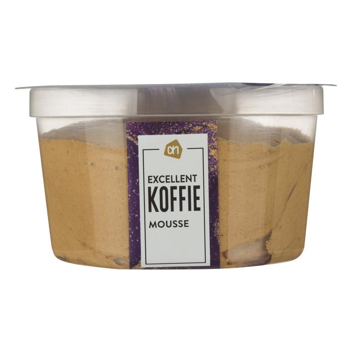Huismerk Mousse koffie