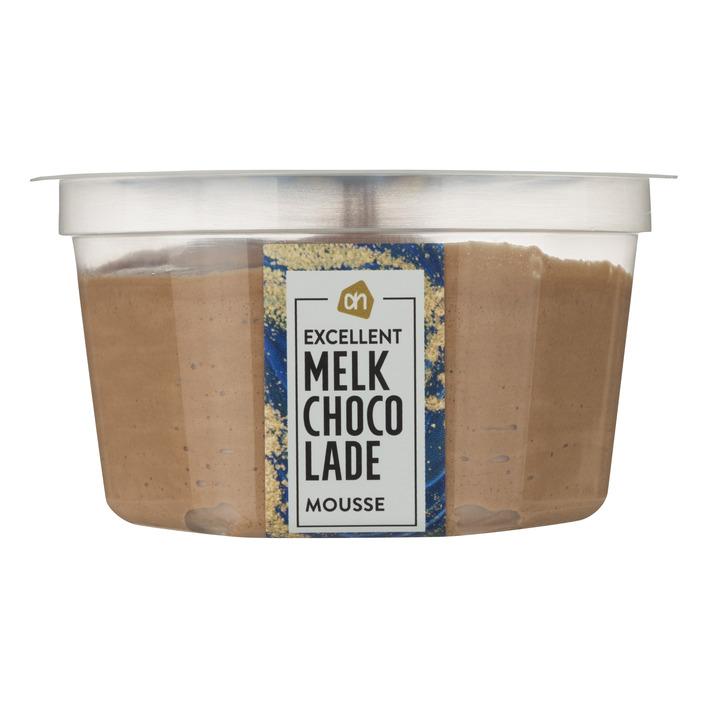 Huismerk Mousse melkchocolade