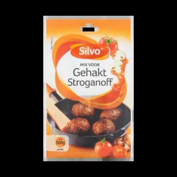 Silvo Mix voor Gehakt Stroganoff
