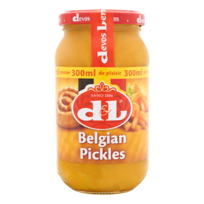 D&L Belgian Pickles
