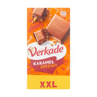 Verkade Karamel Zeezout XXL