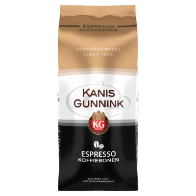 Kanis & Gunnink Espresso Roast Koffiebonen 900 g