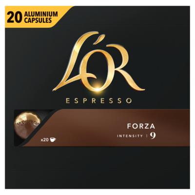 L'or Espresso Forza Koffiecups Voordeelpak 20 Stuks