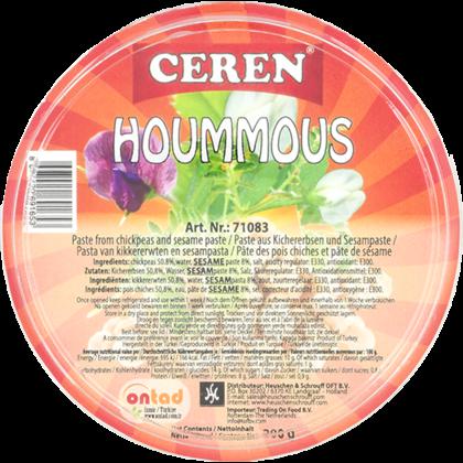Ceren Hummus