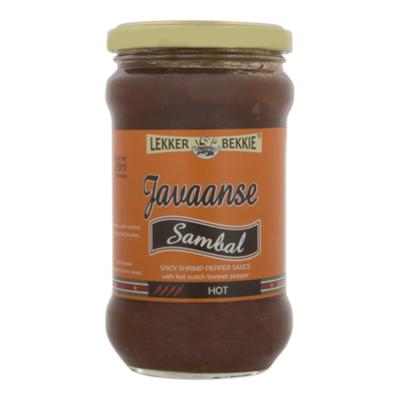 Lekker Bekkie Javaanse sambal