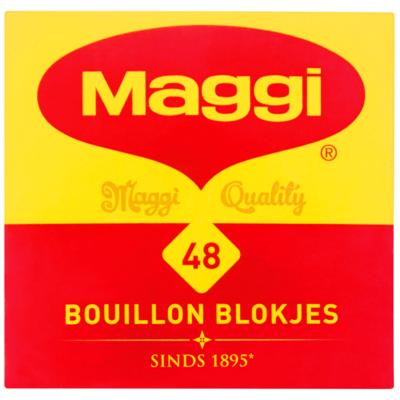 Maggi Bouillonblokjes kruiden 48 stuks