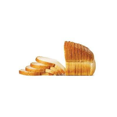Ambachtelijke Bakker boeren wit brood half