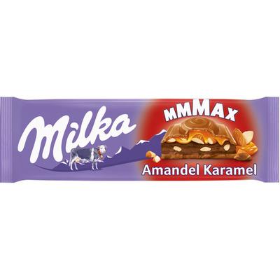 Milka Amandel caramel