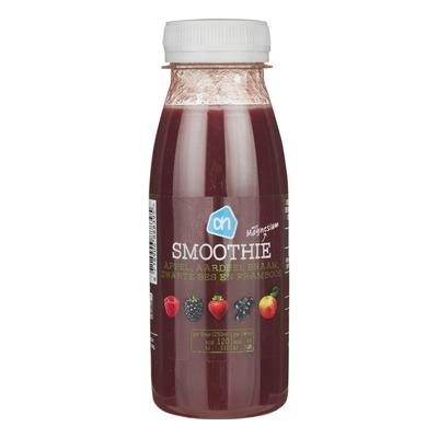 Huismerk Smoothie magnesium rood fruit bessen