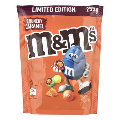 M&M's Crunchy caramel