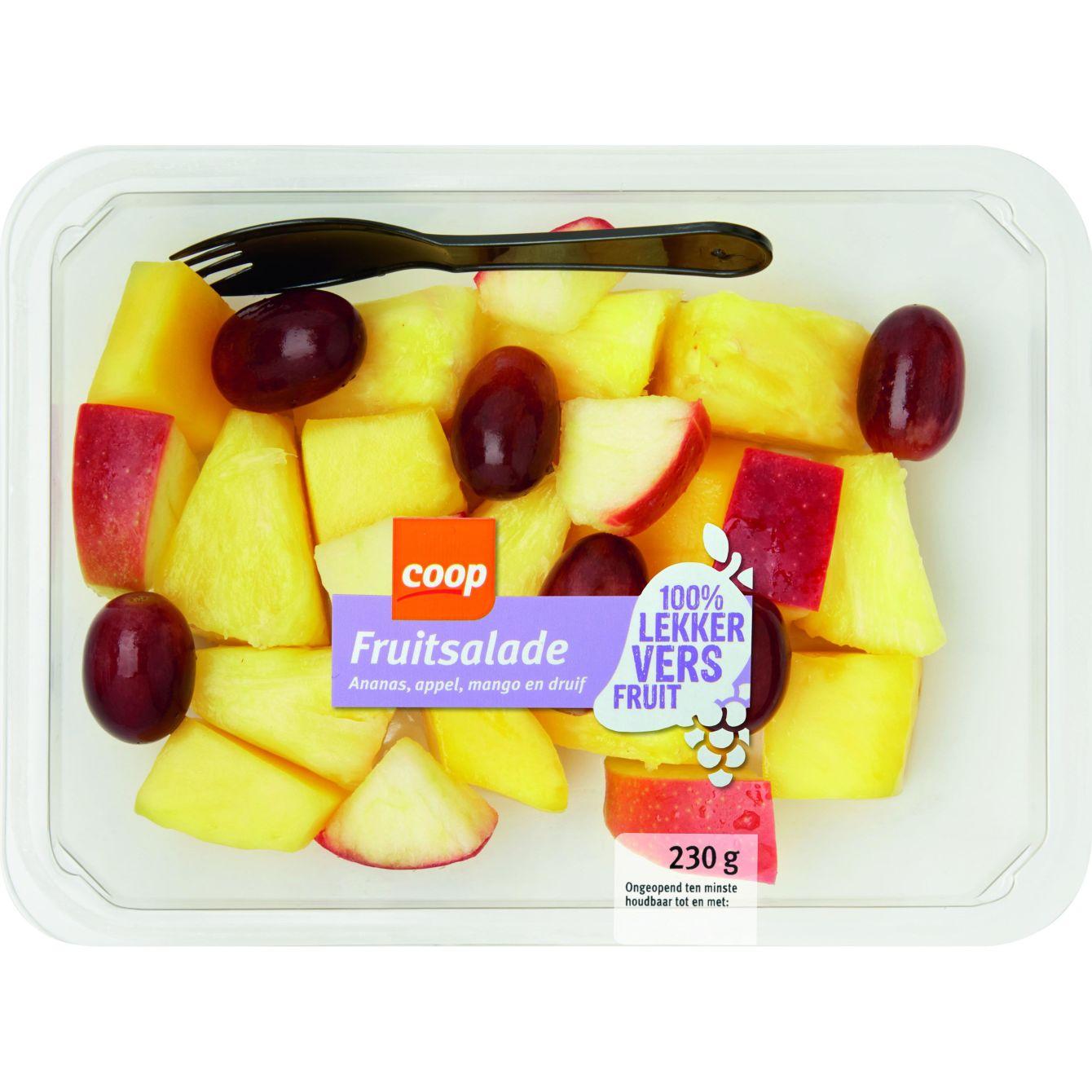 Fruitsalade Mango Appel