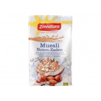 Zonnatura Muesli noten & zaden