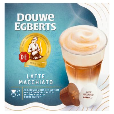 Douwe Egberts Latte macchiato koffiecups