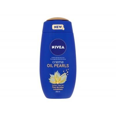 Nivea Douche crème & oil pearl lotus
