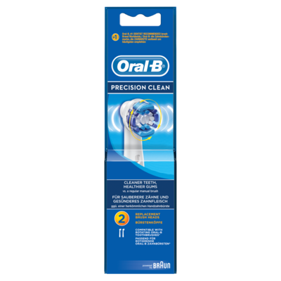 Oral B Opzetborstels precision clean
