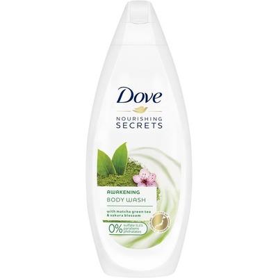 Dove Nourishing secrets body wash