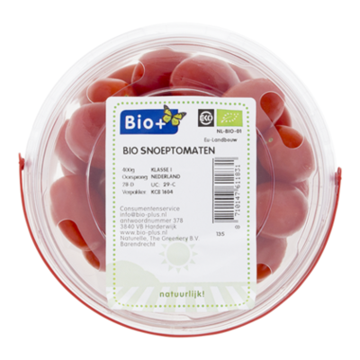 Bio+ Bio+ Snoeptomaten biologisch