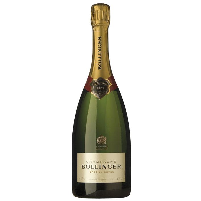Bollinger Champagne special cuvée