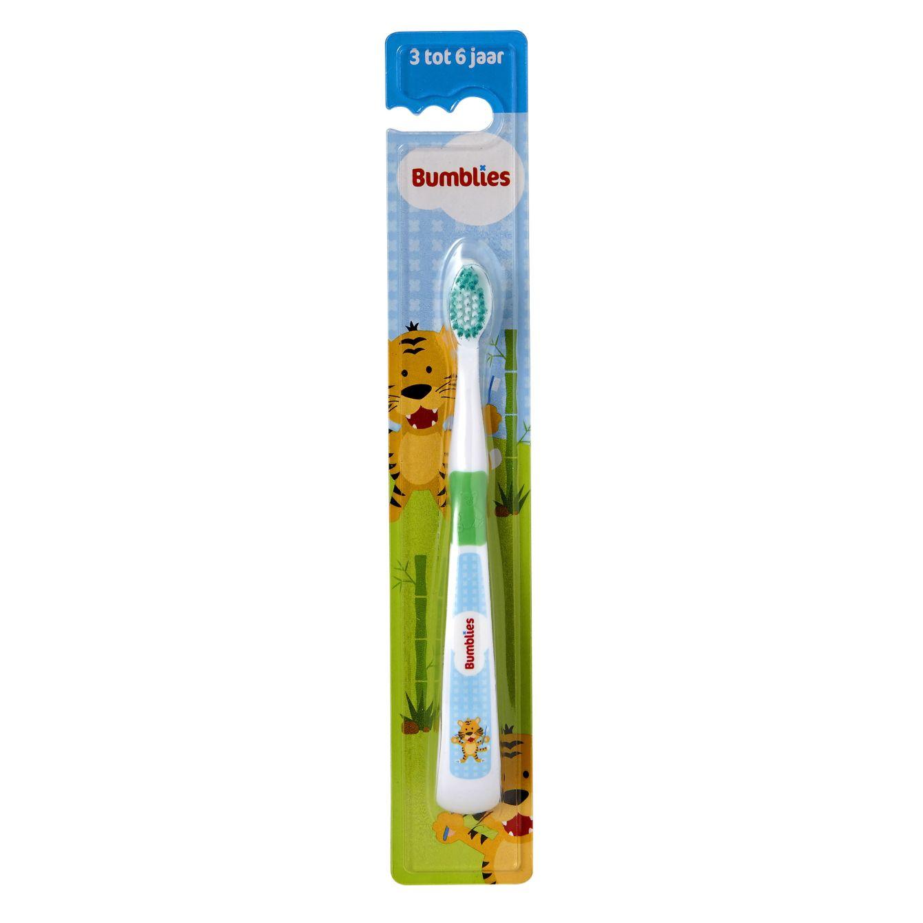 Huismerk Tandenborstel 3-6 Jaar