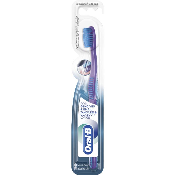 Oral-B Glazuur tandenborstel extra zacht