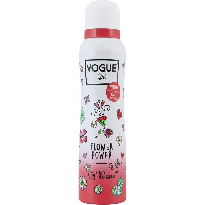 Vogue Girl flower power anti transpirant