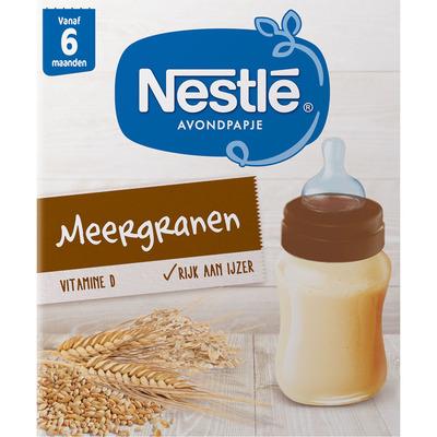 Nestlé Avondpapje meergranen 6 maanden
