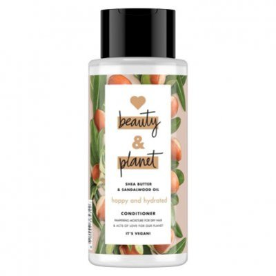 Love Beauty & Planet Shea butter & sandalwood conditioner