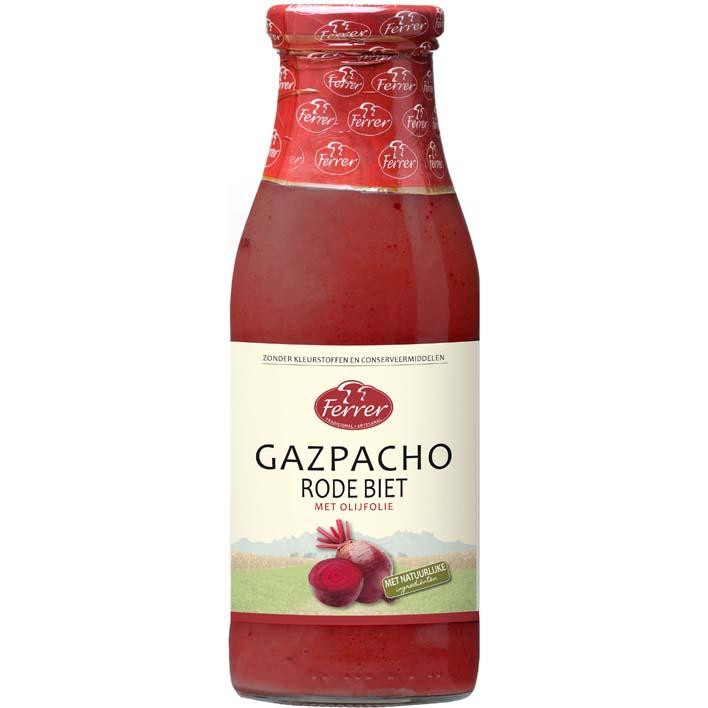 Ferrer Gazpacho rode biet